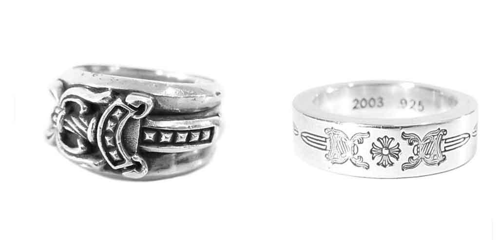 クロムハーツ 指輪 画像