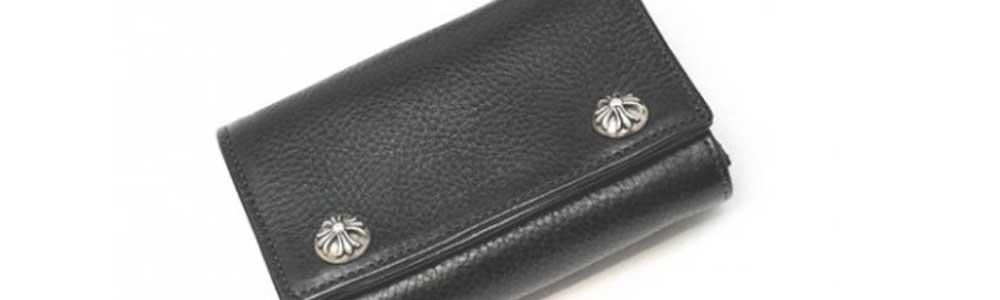 クロムハーツ 3フォールド 財布2画像