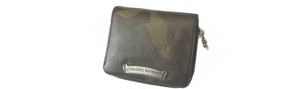 クロムハーツ スクエアジップ 財布 画像
