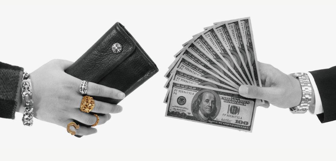 クロムハーツのリングや財布の買取相場大公開!現役バイヤーが完全解説!画像