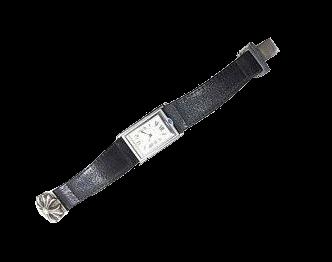 クロムハーツ カルティエ タンクバスキュラントLM W1011358 手巻時計  画像